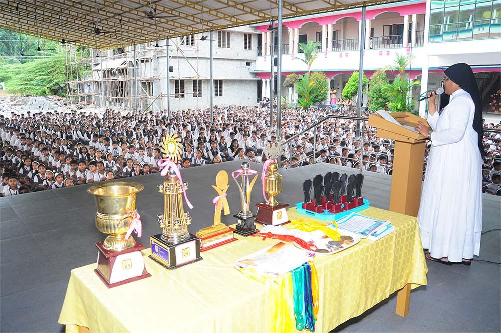 School Assemby