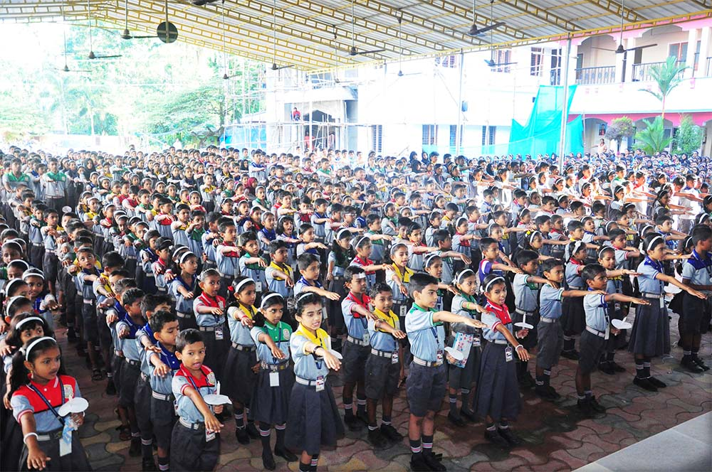 School Academic assembly